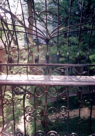 Віконна решітка (Р-63)