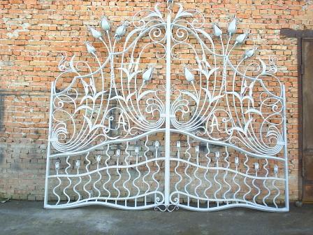 Ковані ворота (В-104)