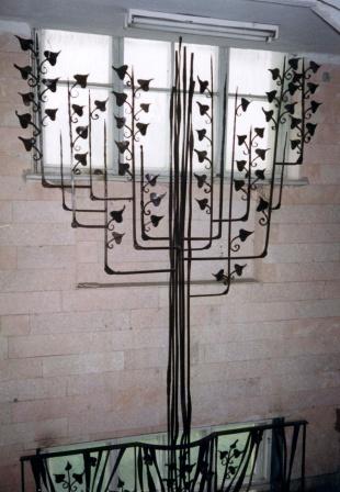 Віконна решітка (Р-66)