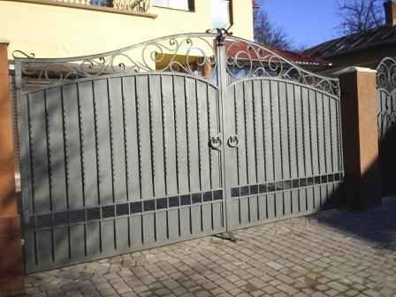 Ковані ворота (В-99)