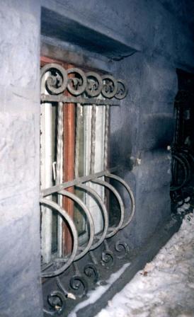 Віконна решітка (Р-47)