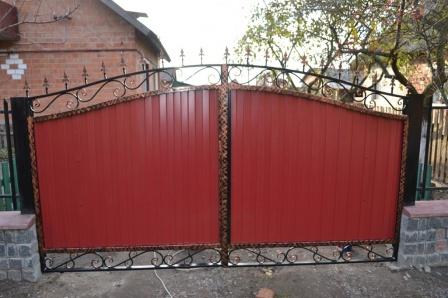 Ковані ворота (В-164)