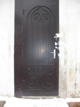 Металеві двері (Д-3)