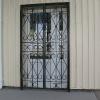 Решітка на двері (Р-28)