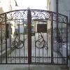 Ковані ворота (В-100)