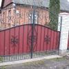 Ковані ворота (В-36)
