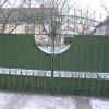 Ковані ворота (В-43)