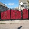 Ковані ворота (В-135)