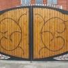 Ковані ворота (В-2)