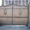 Ковані ворота (В-72)