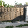 Ковані ворота (В-67)