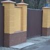 Ковані ворота (В-162)