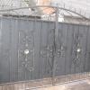 Ковані ворота (В-154)