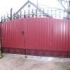 Ковані ворота (В-31)