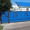 Ковані ворота (В-134)
