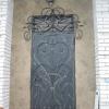 Ковані металеві двері (Д-2)