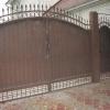 Ковані ворота (В-17)