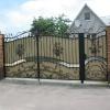 Ковані ворота (В-124)