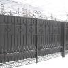 Ковані ворота (В-39)