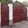 Ковані ворота (В-18)