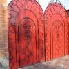 Ковані ворота (В-109)