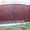 Ковані ворота (В-107)