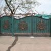 Ковані ворота (В-148)