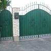 Ковані ворота (В-1)
