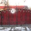 Ковані ворота (В-63)