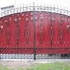 Ковані ворота (В-113)