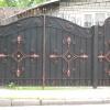 Ковані ворота (В-47)