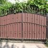 Ковані ворота (В-145)