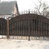 Ковані ворота (В-9)