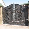 Ковані ворота (В-146)