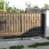 Ковані ворота (В-108)