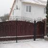 Ковані ворота (В-7)