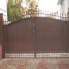Ковані ворота (В-16)