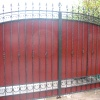 Ковані ворота (В-51)