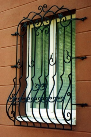 Віконна решітка (Р-30)