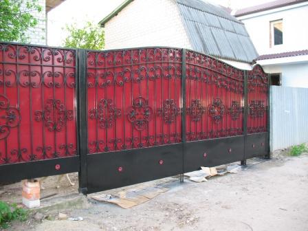 Ковані ворота (В-70)