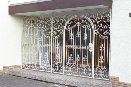 Ковані ворота (В-82)